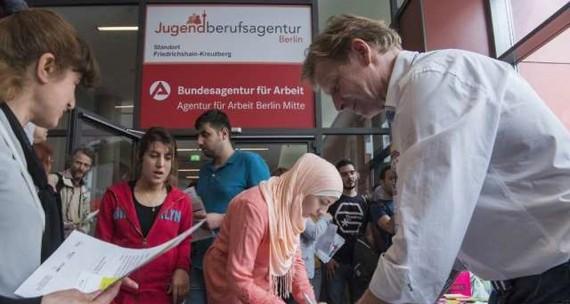 Allemagne majorité migrants inemployables