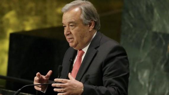 Antonio Guterres remplacement Ban Ki moon ONU