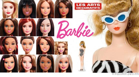 Barbie histoire culturelle exposition