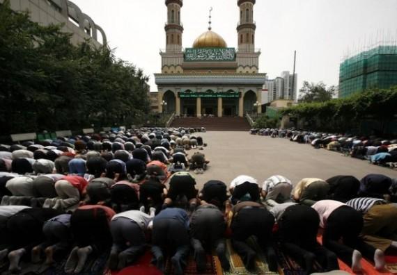 Chine contrôle islam