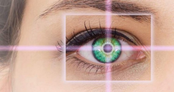 FBI scans iris