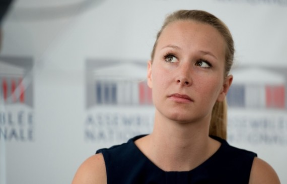 Garde Nationale Marion Le Pen Recrute Hollande