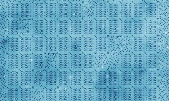 Informatique miniaturisation stockage données atome