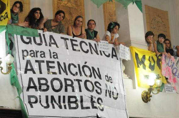 ONU Argentine libéraliser avortement