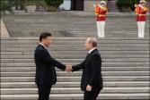 La Russie renforce ses liens avec la Chine, malgré la pression occidentale