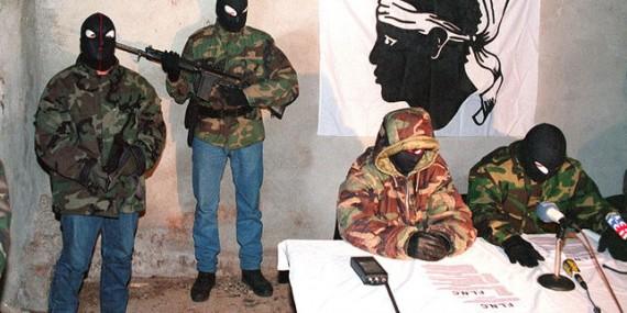 Terrorisme FLNC Corse Menace Etat Islamique Combattre France