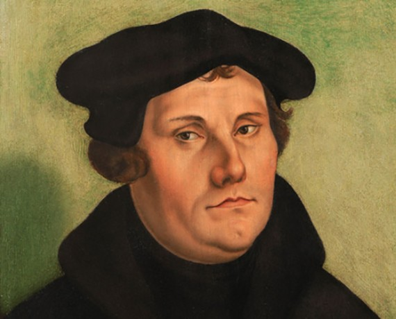 conséquences politiques anthropologie Luther absolutisme