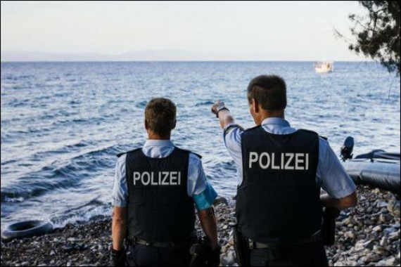 corps européen de gardes-frontières