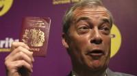 Le départ de Nigel Farage après le Brexit