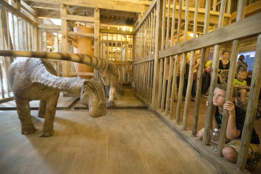 inauguration réplique Arche Noé Kentucky