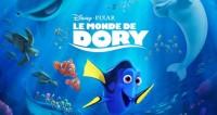 COMEDIE/AVENTURE (ENFANTS)<br>Le monde de Dory ♥