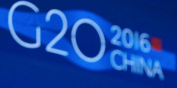 Chine G20 Nouvel ordre mondial