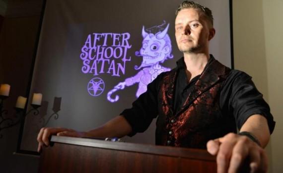 Club Satan Ecole Américains Laïcité Option