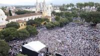 Manifestations massives contre la théorie du genre à l'école en Colombie
