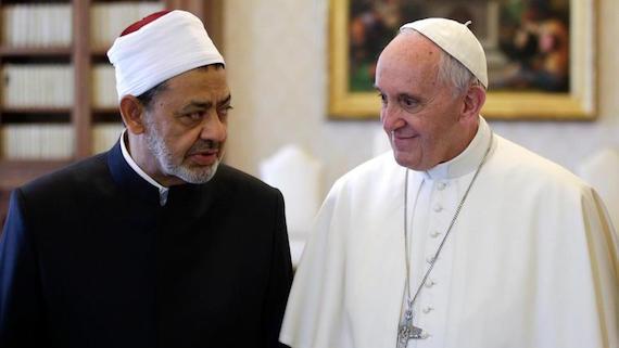 Eglise violence islam Pape François déni réalité