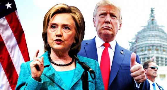 Hillary Clinton confond Trump mari