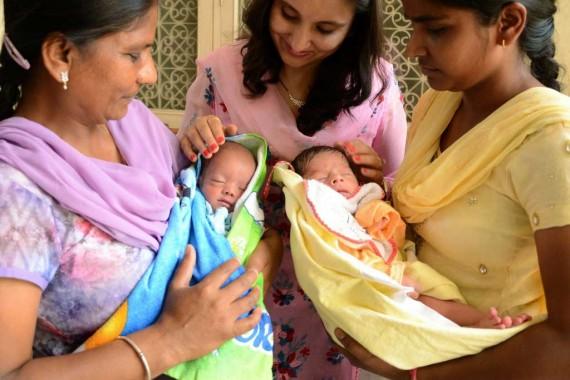 Inde boom dividende démographique