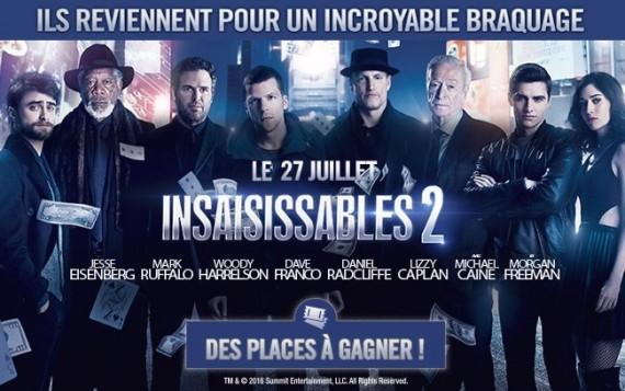 Insaisissables 2 action comédie film