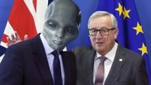 Les frontières, pire invention politique: Jean-Claude Juncker pète un nouveau câble