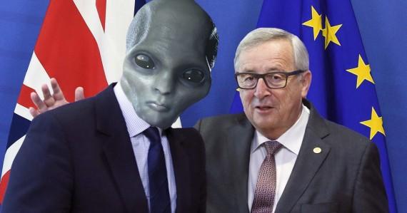 Jean Claude Juncker Frontières Pire Invention Politique Pète Câble