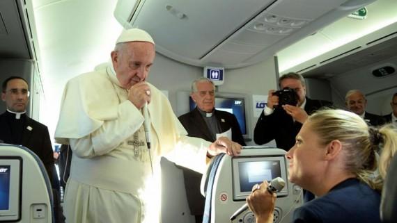 Pape François Violence islamique