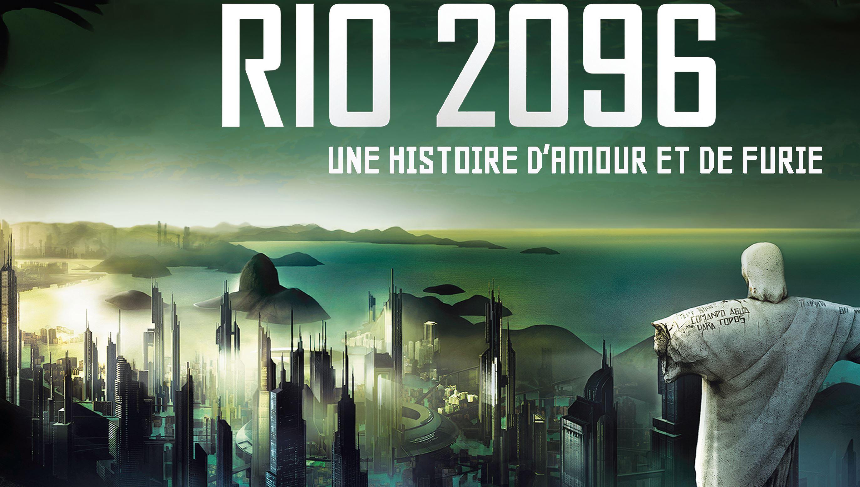 fantastique rio 2096 une histoire d amour et de fureur. Black Bedroom Furniture Sets. Home Design Ideas