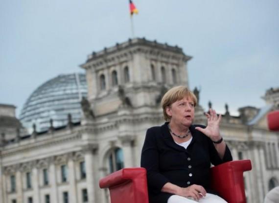 appel angela Merkel Turcs importer conflits Allemagne