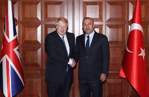 Boris Johnson Royaume Uni aidera Turquie Union européenne Brexit