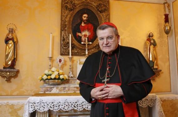 Cardinal Burke Musulmans Chrétiens Adorent Même Dieu