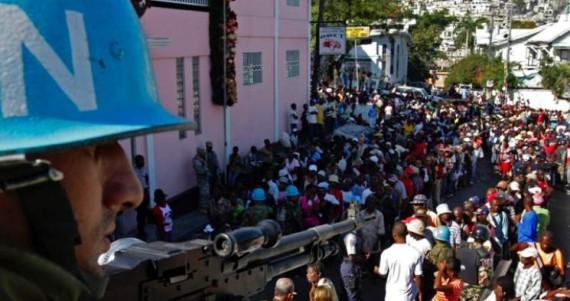 Choléra Haïti ONU Reconnaît Tué Milliers Haïtiens