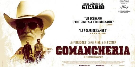 Comancheria WESTERN films