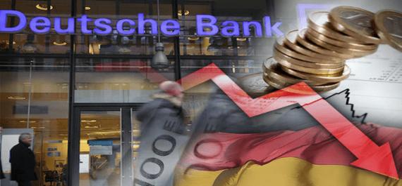 Commerzbank Deutsche Bank Krach Mondial Banques Allemandes