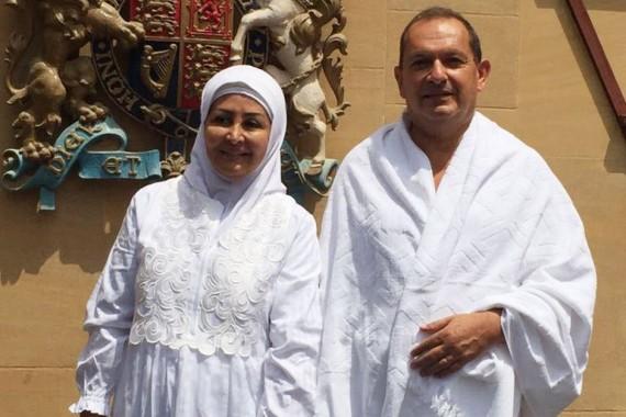 Conversion Ambassadeur Angleterre Islam Hadj Arabie Saoudite