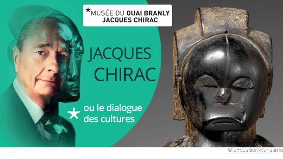 Jacques Chirac dialogue cultures arts premiers Exposition