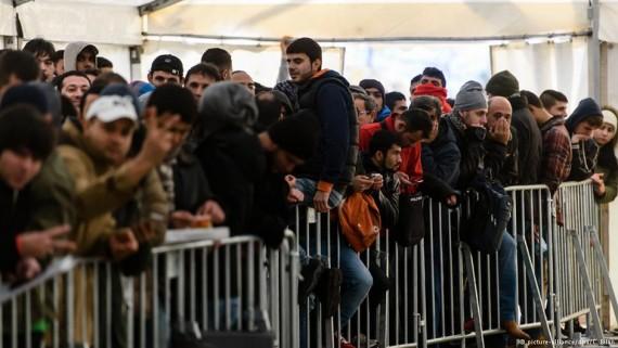 Migrants Allemagne travail noir