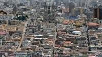 Le centre historique de Quito, en Equateur.