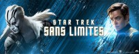 SCIENCE-FICTION ♠<br>STAR TREK&nbsp;: SANS LIMITES