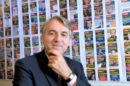 diffusion presse magazine droitisation France