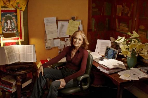 grossesses forcées cause réchauffement climatique Gloria Steinem