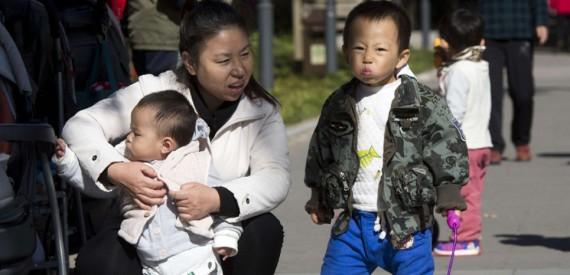 nouvelle politique deux enfants Pékin coercitive enfant unique