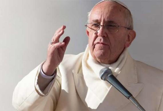 pape François nouveau péché réchauffement climatique
