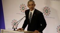 Barack Obama au sommet de l'ONU sur les réfugiés à New York, le 20 septembre 2016.