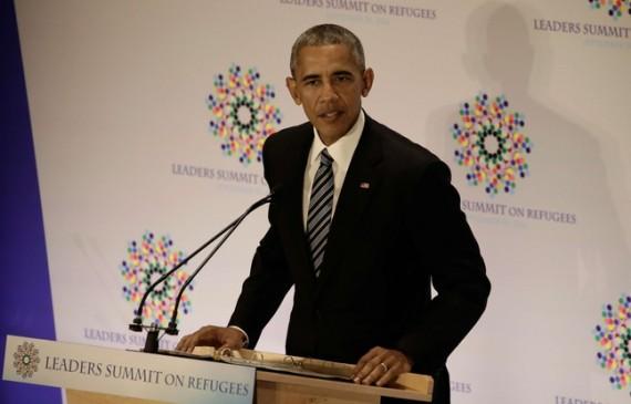plan Barack Obama ONU réfugiés conflits terrorisme