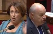 Exemplarité: l'écologiste Attard accuse le ministre Baylet de violences graves sur une femme