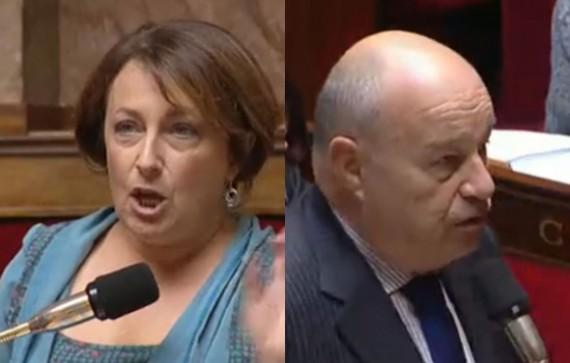 écologiste Attard Ministre Baylet Violences Femme Accuse Exemplarité