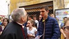 Pour l'évêque de Trente, Mgr Lauro Tisi, Jésus était un «fêtard» entouré de «types borderline»
