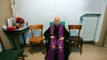 Don Gabriele Amorth, né le 1er mai 1925 à Modène est mort le 17 septembre 2016  à Rome. C'était un prêtre catholique italien,  chef exorciste de la cité du Vatican et du diocèse de Rome de 1986 à 2016.