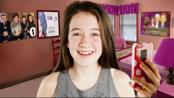 BBC programme transgenre enfants six ans