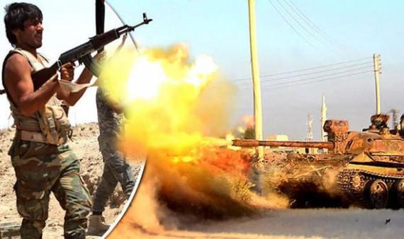 Bataille Dabiq Syrie Apocalypse USA Daech Délire