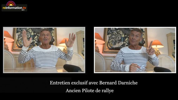 Bernard Darniche repression routiere totalitaire
